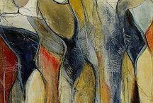 Abstract figuratieve