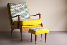 Chairs & upholstery