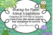 pyp sharing the planet