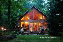 Dream Getaway Cabin / by Tyra Taff