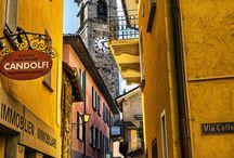 Ticino / St Gotthard / the southern part of Switzerland