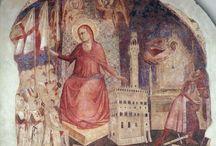 Andrea Di Cione Di Arcangelo (Orcagna) Gemälde
