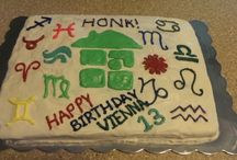 Indi's 15th cake ideas