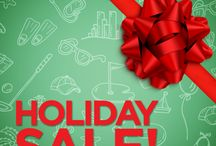 Holiday Vacations / Give the gift of vacation this season with resort suites at up to 30% off!
