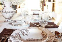 Juliska / Tableware available at 31 Westgate.