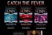 Könyv - Tündérkrónikák / Karen Marie Moning - Fever