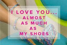 Quote me... / What girl doesn't relate to a great quote?! / by ShoeDazzle