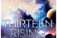 ZODIAC - Thirteen Rising / fourth and final book in the ZODIAC series!