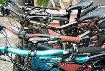 Mountain Biking / Cycling with mountain bike