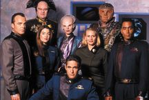 "Babylon 5 and Battllestar Galactica / Two of my favorite TV series "" Babylon 5"", and "" Battlestar Galactica"". The actors, characters, and related trivia."