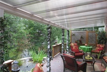 Patio Covers / Craft-Bilt Material manufactures patio covers,which are strong, beautiful and practicalforCanadian Market