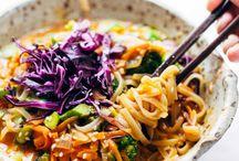 Noodle & Rice bowls