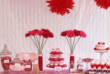 Be my Valentine / What better reason to have a party than to celebrate LOVE?
