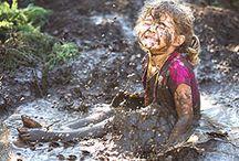 The mud queen