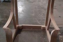 opravy křesla pohovy - kostry