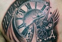 Uhren-Tattoos