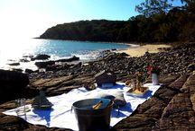 A Romantic Picnic Proposal / She said 'YES' at this romantic picnic setting!