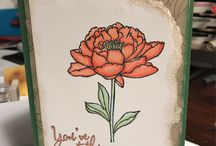 Stampin' Up! Thinking of You