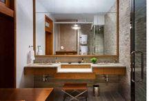 Bathroom ideas / by Olivia Holland