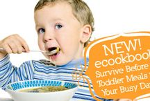 Cooking for kiddos / by Arielle Van Vleet
