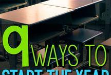 Back to school / B2S tips & tricks