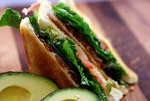 Sandwiches / by Mary Grigg