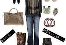 Clothes and accessories / by Jennifer Davis