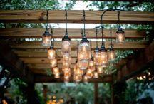 Backyard ideas / by Sam Fisher