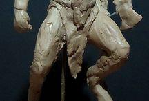 [Sculpting] Monster