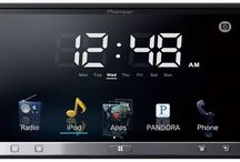 Car Audio Entertainment / in-car Entertainment head units, Navigation systems, DVD Players