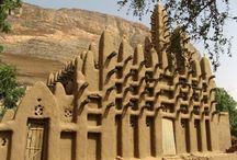 africa architecture