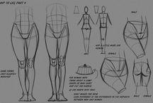 신체그림자료