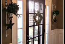 House redo ideas / by Deb For Blue House Boutique