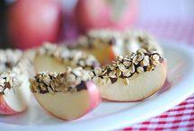 Μήλο με σοκολάτα και βρώμη / Γρήγορο γλυκάκι με μήλο και σοκολάτα