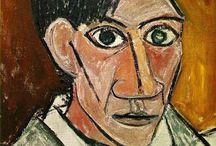 Picasso cubista