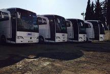 mercedes travego otobus / Kiralik Otobüs