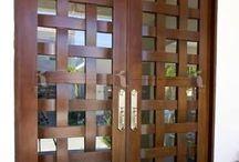 Puertas de herreria
