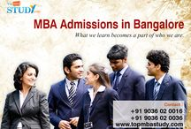 MBA COLLEGES  UNDER BANGALORE UNIVERSITY / Here, candidates can check complete information about MBA Admission in Bangalore 2017 including entrance exam, eligibility criteria and admission procedure.