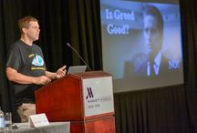 Educational Sessions at Affiliate Summit East 2015 / Educational sessions at Affiliate Summit East 2015, which took place August 2-4, 2015 at the New York Marriott Marquis in New York, NY. #ASE15