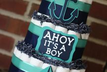 nautical baby shower