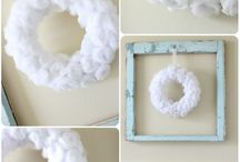 My Wreath Obsession / by Melody Helms