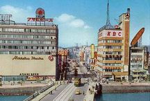 昭和の福岡街並み