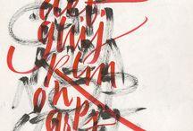 ❥ calligraphy