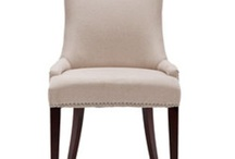 Dining room chairs / On my list for our new table