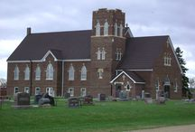 Churches with Metal Roofing