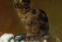 Balthus cats