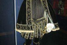 Muži renesance a baroko 30-tiletá válka / Oblečení od pozdní renesance, přes baroka a období 30-tileté války