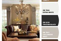 Inspiration - Interiors / Home decorating ideas