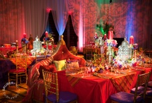 Reception Set-Ups / by Cinderella4aday