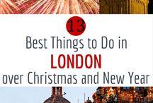 Winter Travel london